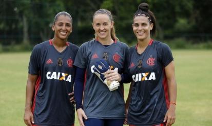 """Atletas do Flamengo/Marinha avaliam experiência na Seleção e afirmam: """"Vamos brigar pelo bicampeonato brasileiro"""""""