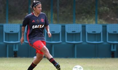 Na estreia do Brasileirão Feminino, Flamengo/Marinha enfrenta Vitória