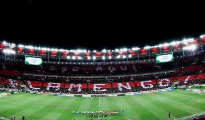 Flamengo tem alcance recorde em estreia na CONMEBOL Libertadores Bridgestone