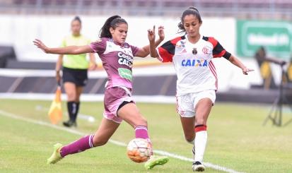 Flamengo/Marinha perde para Ferroviária no Brasileirão Feminino