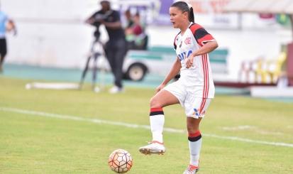 Flamengo/Marinha recebe o Santos pelo Brasileirão Feminino