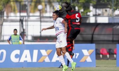 Flamengo/Marinha perde para Santos na Gávea