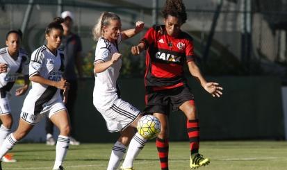 Tânia Maranhão fala sobre desempenho rubro-negro e foco contra Rio Preto