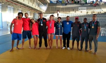 Seis judocas do Mais Querido sobem no pódio pelo Brasileiro por Região