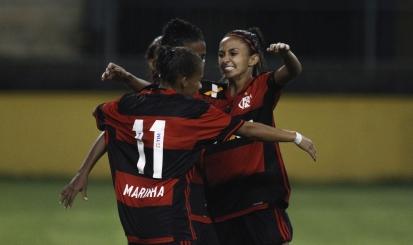 Flamengo/Marinha goleia Foz Cataratas e vence terceira seguida
