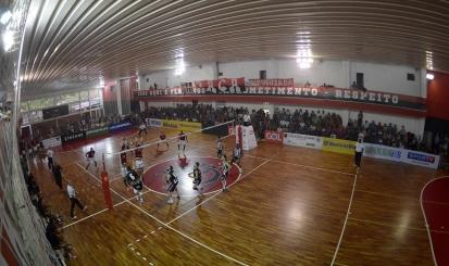 Flamengo se prepara para Copa Cidade Maravilhosa de vôlei