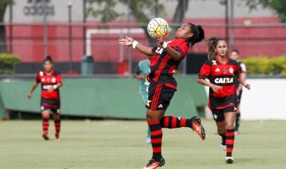 Flamengo/Marinha perde para o Rio Preto por 3 a 2 na Gávea pelo Brasileirão de Futebol Feminino