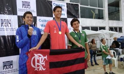 Flamengo é campeão da 2ª Etapa Celebridades Infantil a Sênior