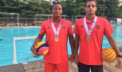 Campeões do Sul-Americano, atletas do polo aquático falam sobre experiência