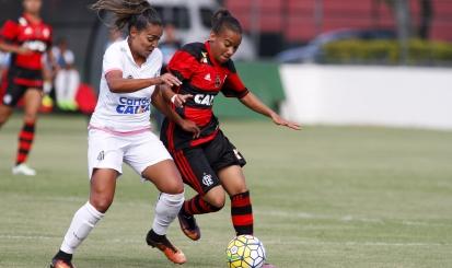 Flamengo/Marinha e Santos se enfrentam na Vila Belmiro