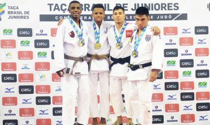 Flamengo conquista prata e bronze na Taça Brasil Juniores