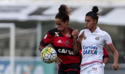 Flamengo/Marinha perde para o Santos no Brasileirão