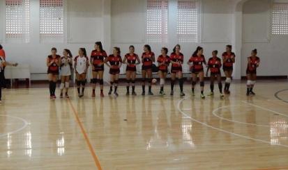 Flamengo começa com vitórias no Estadual de vôlei de base