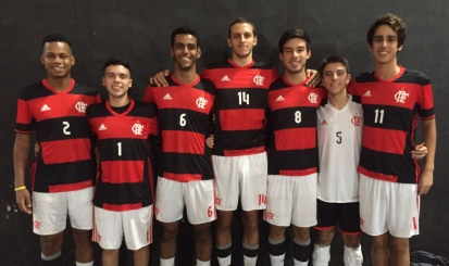 Atletas sub-18 participam do Campeonato Brasileiro de Seleções representando o Rio de Janeiro