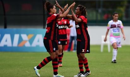 Flamengo/Marinha vence Ferroviária e se classifica no Brasileirão Feminino