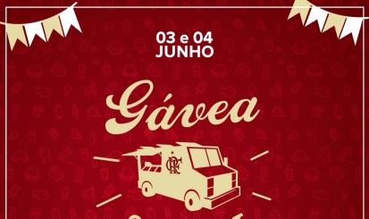 Clube recebe segunda edição do Gávea Gourmet, o Food Park do Flamengo, em clima de arraiá
