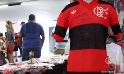 Gávea é palco para 2° Encontro de Colecionadores do Flamengo