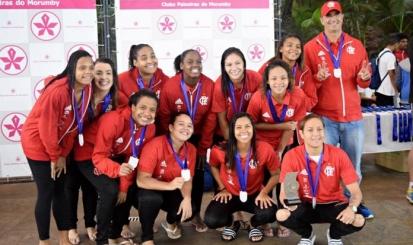 Flamengo conquista segundo e terceiro lugares na Copa de Desenvolvimento PAB