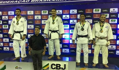 Luiz Filipi conquista bronze no Campeonato Brasileiro Sub21