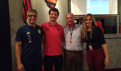 Projeto CUIDAR realiza I Escola de Profissionais de Esporte de 2017