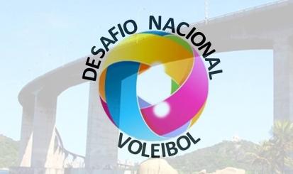 Equipes Mirim e Juvenil de vôlei participam de torneios nacionais