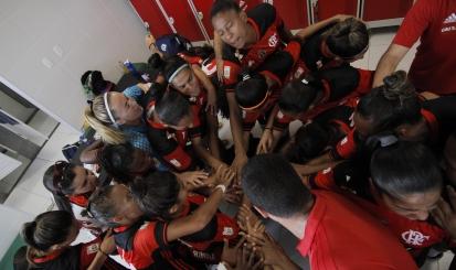 Bárbara celebra gol e projeta jogo de volta na Arena da Amazônia