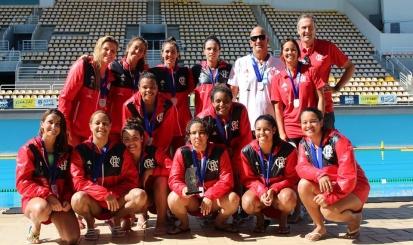 Rubro-negras conquistam vice-campeonato no Brasil Open