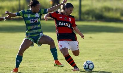 Flamengo e Iranduba decidem vaga para semifinal em Manaus