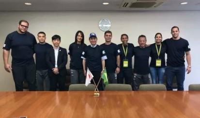 Rosicleia participa de treinamentos com a Seleção no Japão