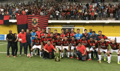 Time de Fut7 vence o Vasco e é campeão da etapa Sudeste do Brasileiro