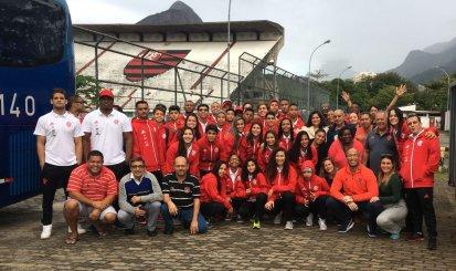 Equipe embarca para Copa Minas de Judô