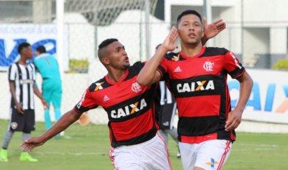 26011ca9ed8a7 Sub-17 derrota Botafogo na Gávea e conquista a Taça Guanabara