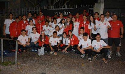 Flamengo conquista dez medalhas na Copa Minas de Judô