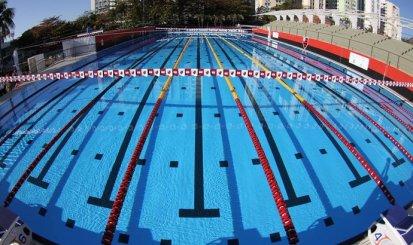 Flamengo participa de Torneio de Rotinas Técnicas do nado sincronizado