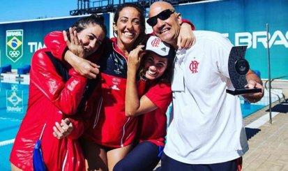 Antônio Canetti relembra Pan-Americano de 2007 e fala sobre legado no polo aquático