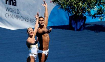 Giovana Stephan e Renan Alcantara fazem história no Mundial