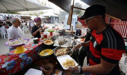 Confira fotos do terceiro Gavea Gourmet Food Park
