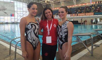 Dueto do Mais Querido é vice-campeão Pan-Americano de categorias