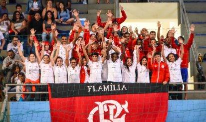 Flamengo conquista 32 medalhas no Inter-Regional de Judô