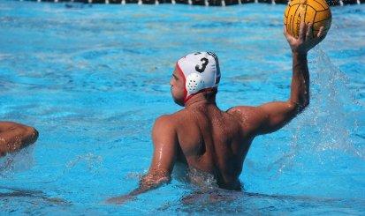 Em jogo duro, Flamengo perde para Botafogo no polo aquático
