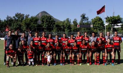 Flamengo/Marinha encara América no Carioca Feminino