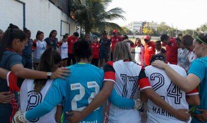 Flamengo/Marinha recebe Cruzeiro FC no CEFAN
