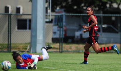 Com goleada, Flamengo/Marinha bate Cruzeiro e segue invicto no Carioca Feminino