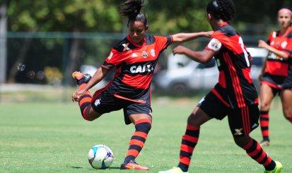Ricardo Abrantes e Ju lamentam acontecimentos do Carioca Feminino