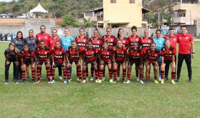Na raça, na paixão, invicto: Flamengo/Marinha é tricampeão Carioca