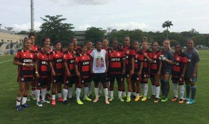 Flamengo/Marinha goleia América e termina Carioca Feminino invicto