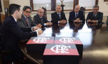 Flamengo oficializa saída do Ato Trabalhista