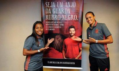 Renata e Ju são convocadas para Seleção Brasileira