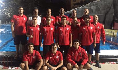 Flamengo vence mais uma na Liga PAB