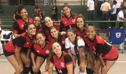 Flamengo vence em duas categorias no Campeonato Brasileiro Interclubes